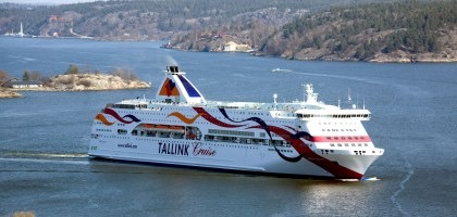 Baltic Queen / Sztokholm-Turku