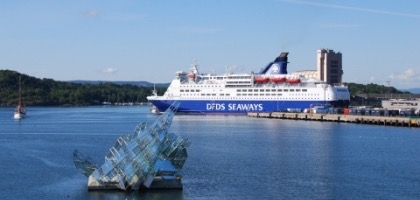Crown Seaways w Oslo