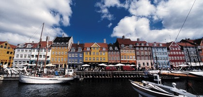Nyhavn - Old 'New' Port